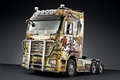 Picture Mercedes, truck, mercedes-benz, 2660 ls, aktros, actros, truck n roll edition