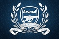 Picture coat of arms, background, Arsenal, Arsenal, Football Club, emblem, The Gunners, The gunners, Football club, ...