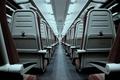 Picture lights, plastic, train, London, United Kingdom, vehicle, rows, seats