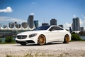 Picture Gold, AMG, S63, Mercedes, Wheels
