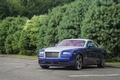Picture Rolls-Royce, Wraith, Blue, White