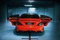 Picture car, machine, Mercedes-Benz, door, AMG, tuning, back, nice, CLS 63, German Special Customs, GSC