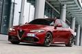 Picture Alfa Romeo, Raspberry, Alfa Romeo, The front, Giulia