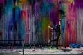 Picture art, street photo, life
