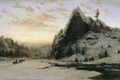 Picture In The Urals, Kazantsev, picture, landscapes