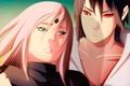 Picture Sakura, Naruto Shippuden, Sasuke, Haruno, game, anime, Hyakugou, Haruno Sakura, Naruto, by robcv, live action, ...