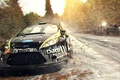 Picture video game, machine, race, rally, video game, dirt 3, track