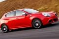 Picture Red, Alfa Romeo, Alfa Rosso, Quadrifiglio Verde, Alfa Romeo Giulietta Quadrifoglio Verde, Juliet, Alfa, Romeo, ...