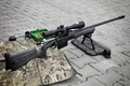 Picture weapons, rifle, sniper, ORSIS SE, orsis
