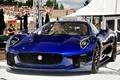 Picture blue, Concept, Jaguar, Jaguar C-X75 Concept, C-X75