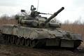 Picture dirt, combat, tank, T-80