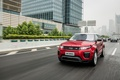 Picture Evoque, HSE Dynamic, speed, Land Rover, movement, Range Rover, road, auto