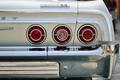 Picture Chevrolet impala, lights, machine
