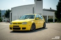 Picture volkswagen, turbo, wheels, Golf, golf, tuning, front, gti, face, germany, low, r32, stance, mk4, vr6, ...