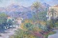 Picture picture, Claude Monet, peispi, Strada Romana in Bordighera