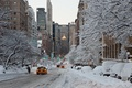 Picture city, the city, USA, NYC, winter, New_York