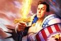 Picture figure, sword, armor, hero, eagle, The Colbert Report, Stephen Tyrone Colbert, Stephen Tyrone Colbert