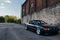 Picture E38, BMW, stance