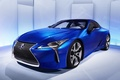 Picture Lexus, Lexus, blue, sedan