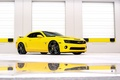Picture Chevrolet, Camaro, yellow, Transformers, Edition