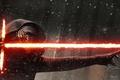Picture The, Dark, Kylo Ren, Force, Sword, StarWars, Laser, Walt Disney Pictures, Star Wars: Episode VII ...