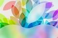 Picture leaves, pattern, color, apple, Apple, hi-tech