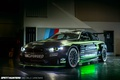 Picture BMW, M4, green lights, racer car