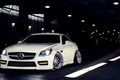 Picture Mercedes, tuning, mercedes slk, coupe