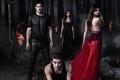Picture Nina Dobrev, Nina Dobrev, The Vampire Diaries, The vampire diaries, Paul Wesley, Paul Wesley, Elena ...