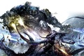 Picture terminator, the demon, fight, Warhammer 40k, iron hands, Slaanesh