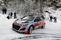 Picture 2015, Turn, i20, Hyundai, Snow, WRC, Rally, Monte Carlo, Sordo
