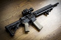 Picture weapons, BCM, background, AR-15, assault rifle, assault rifle