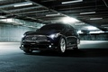 Picture fluorescent lamps, FX 35 S, Parking, Vossen, front, Infiniti, black, infiniti