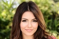 Picture actress, smile, face, makeup, brunette, girl, beauty, Victoria Justice