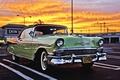 Picture Chevrolet, retro, car, classic, the front