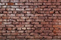 Picture red, wall, bricks