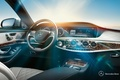 Picture Mercedes-Benz, Dashboard, 2013, S-Class