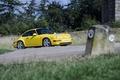Picture Yellow, Porsche, 964