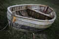 Picture bokeh, boat, old