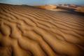 Picture dunes, hills, the dunes, the sky, desert, sand