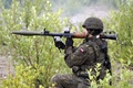 Picture weapons, Polish Army, soldiers