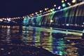 Picture bridge, city, bridges