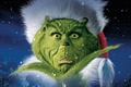 Picture Face, Boy, Grinch, Stole, How, Imagine Entertainment, Couds, Snowflakes, Green, Claus, 2000, Christmas, New Year, ...