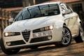 Picture Alfa Cars, 159, Alfa 159, Alfa Romeo 159 Ti, Alfa Romeo, White, Front, Alfa, Romeo