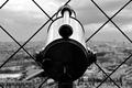 Picture Paris, France, fence, bokeh, Eiffel Tower, telescope, Trocadero