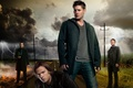 Picture Jared Padalecki, Sam Winchester, Mark Sheppard, Jensen Ackles, Dean Winchester, Mark Sheppard, Crowley, Over The ...