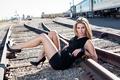 Picture Model, Tracks, Camila Negreiros