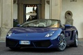 Picture LP550-2, Lambo, Lamborghini, machine, the front, Gallardo, Spyder