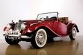 Picture vintage auto, retro, rarity