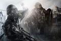 Picture Look, Light, Gas mask, Apocalypse, Helmet, Metro, Weapons, 4A Games, Deep Silver, Equipment, Metro: Redux, ...